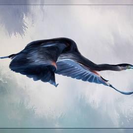 Jordan Blackstone - Fresh Beginnings - Heron Art