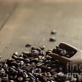 Tanja Riedel - Fresh Coffee beans for Kitchen