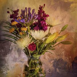 Jai Johnson - Fresh Flowers In A Vase