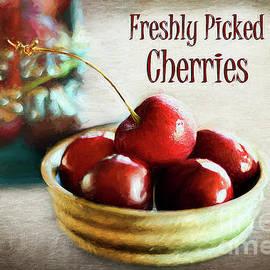 Darren Fisher - Freshly Picked Cherries