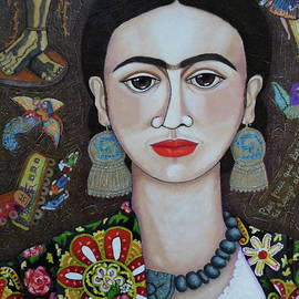 Madalena Lobao-Tello - Frida thoughts