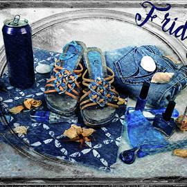 Randi Grace Nilsberg - Friday Shoes