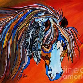 Janice Rae Pariza - Frisco War Horse