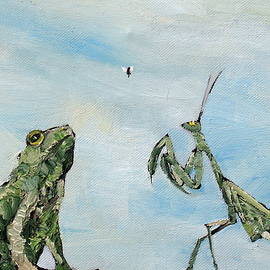 Fabrizio Cassetta - FROG FLY and MANTIS