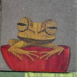 Kate Hager - Froggy stone