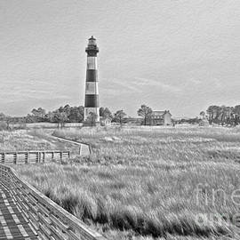 Tom Gari Gallery-Three-Photography - From The Waters Edge Black and White