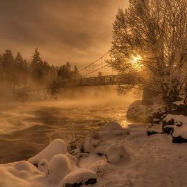 Mark Kiver - Frosty Riverside