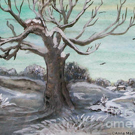 Anna Folkartanna Maciejewska-Dyba  - Frosty Winter Day
