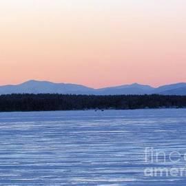 Elizabeth Dow - Frozen Sebago Lake