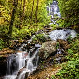 Debra and Dave Vanderlaan - Full Beauty Amicalola Falls