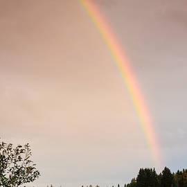Jukka Heinovirta - Full Rainbow Over The River