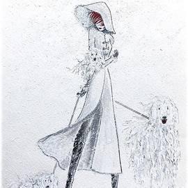 Barbara Chase - Furry Flurry