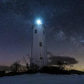 Tony Baldasaro - Galactic Lighthouse