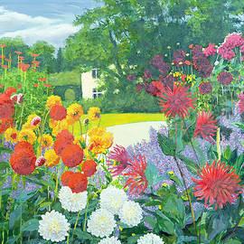 Garden and House - William Ireland