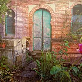 Claude LeTien - Garden Corner