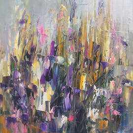 Ana Dawani - Iris garden