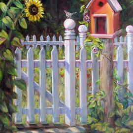 Linda Spencer - Garden Gate