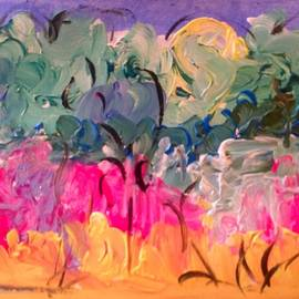 Judith Desrosiers - Garden in my pocket
