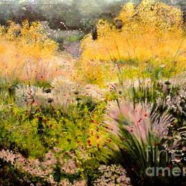 Dagmar Helbig - Garden In Northern Light