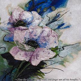 Lois Viguier - Garden Poppies