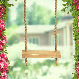 Garden Swing - Amanda And Christopher Elwell