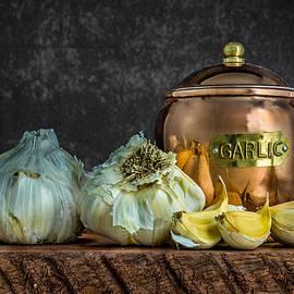 Paul Freidlund - Garlic
