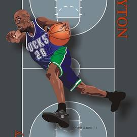 Walter Oliver Neal - Gary Payton