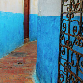 Venetia Featherstone-Witty - Gateway in Old Casablanca