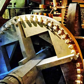 Susan Savad - Gears in Grist Mill