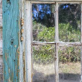 Dawna Moore Photography - Geechee Window, Sapelo Island, Georgia