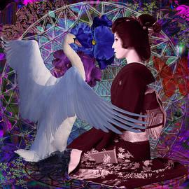 Joseph Mosley - Geisha Swan Dance