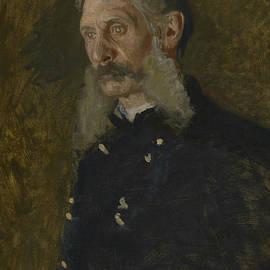 General E Burd Grubb - Thomas Cowperthwait Eakins