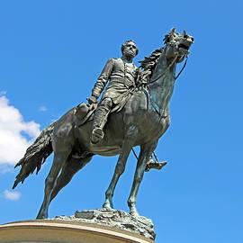 Cora Wandel - General George Henry Thomas At Thomas Circle