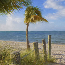 Kim Hojnacki - Gentle Breeze at the Beach