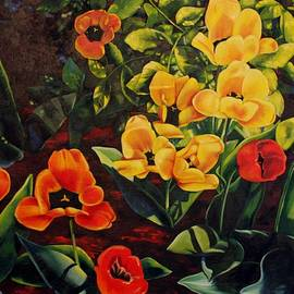 Tamara Kulish - Gently Inhale the Tulips