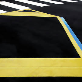 Gary Slawsky - Geometric Combination Of Traffic Lines