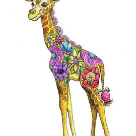 Shelley Wallace Ylst - Geraldine the Genuinely Nice Giraffe