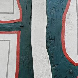 Sarah Loft - German Half-Timber Abstract 2