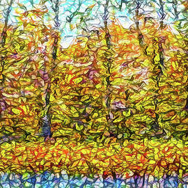 Joel Bruce Wallach - Gestures Of Autumn