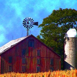 Bill Cannon - Gettysburg Barn