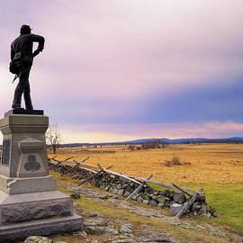 Marianne Campolongo - Gettysburg Monument I