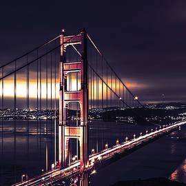 Cj Avery - Gg Bridge Night