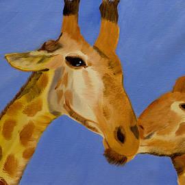 Meryl Goudey - Giraffe Bonding