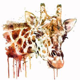Marian Voicu - Giraffe Head
