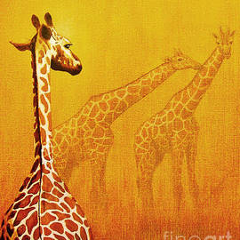 Jerome Stumphauzer - Giraffe Memories