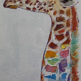 Giraffe - Michael Creese