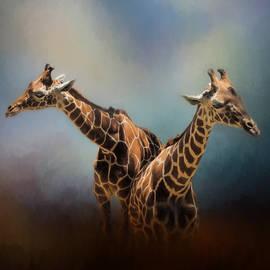 David and Carol Kelly - Giraffe Pair