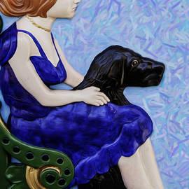 Joe Paradis - Girl and Dog