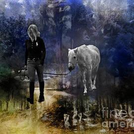 Linda Troski - Girl on the Horse II