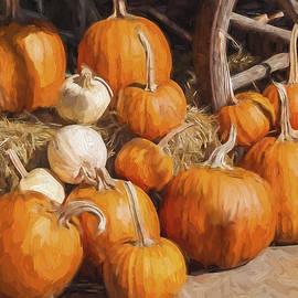 Jordan Blackstone - Giving Thanks - Seasonal Art